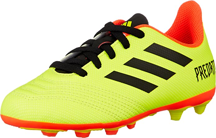 super popular differently fashion adidas Predator 18.4 FxG J, Chaussures de Football Mixte Adulte ...