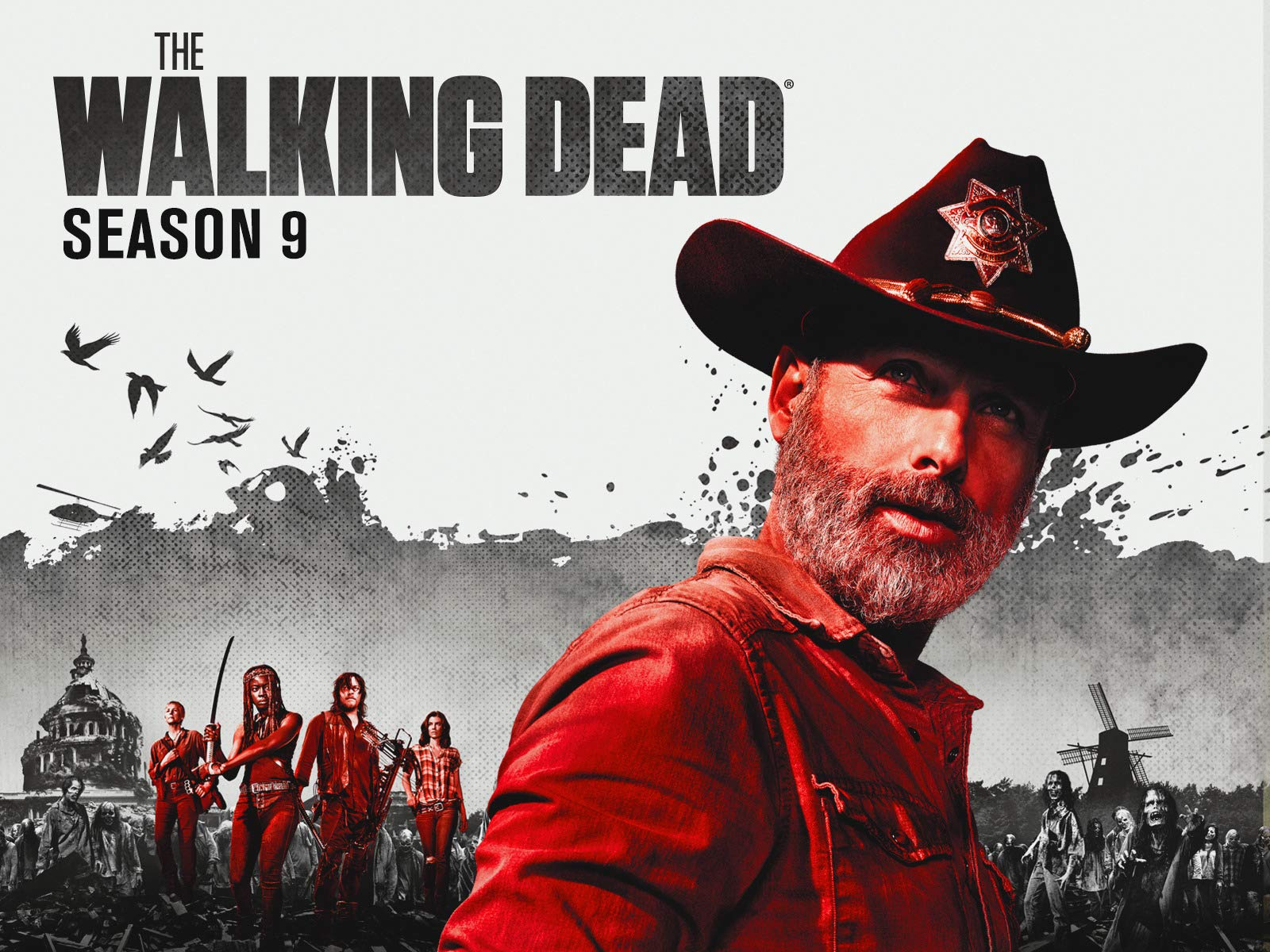 Amazon.co.uk: Watch The Walking Dead Season 9 | Prime Video