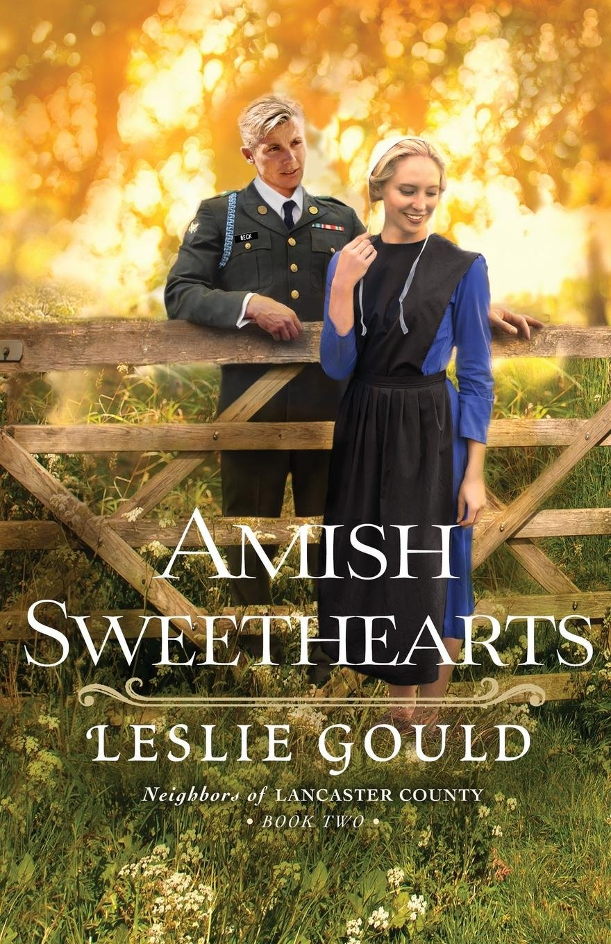 Amish Sweethearts (Neighbors of Lancaster County): Leslie Gould:  9780764215247: Amazon.com: Books