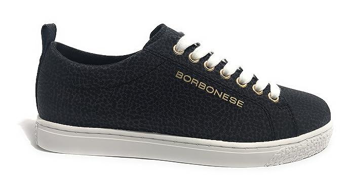 Damen Sneaker OP Natural, OP Natural - Größe: 38 EU Borbonese