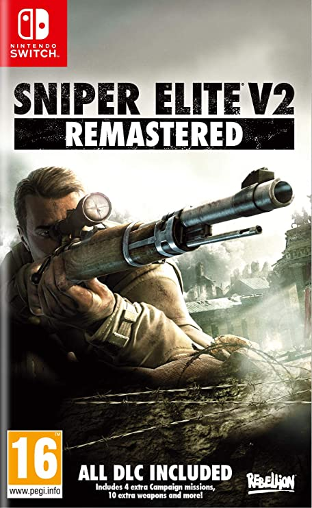 Sniper Elite V2 [Remastered]: Amazon.es: Videojuegos