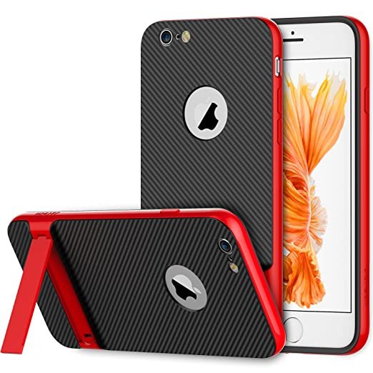 92 opinioni per iPhone 6s Plus Custodia, JETech Slim-Fit iPhone 6 Plus Custodia Case Cover con