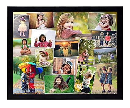 Buy 3D Unique Enterprises Customized Collage Photo Frame for ...
