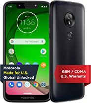 Moto G7 Play with Alexa Push-to-Talk – Unlocked – 32 GB – Deep Indigo (US Warranty) – Verizon, AT&T, T–Mobile, Sprint, Boost,