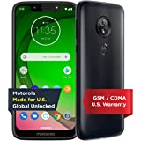 Moto G7 Play with Alexa Push-to-Talk – Unlocked – 32 GB – Deep Indigo (US Warranty) – Verizon, AT&T, T–Mobile, Sprint…