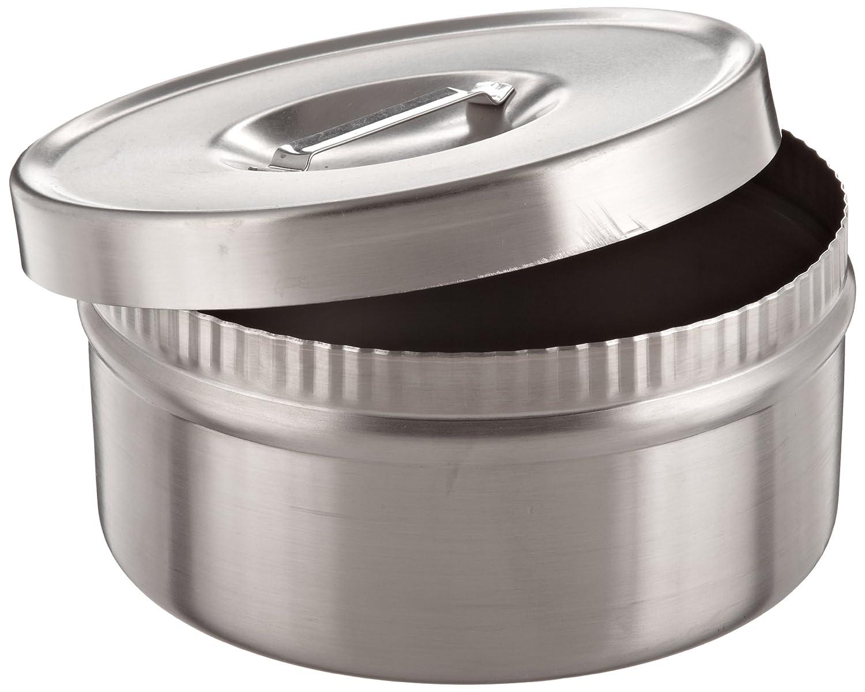 Amazon.com: chemglass Acero Inoxidable Baño de aceite plato ...