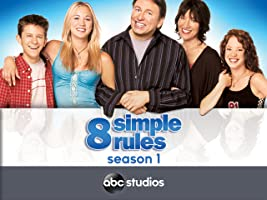 8 Simple Rules Season 1