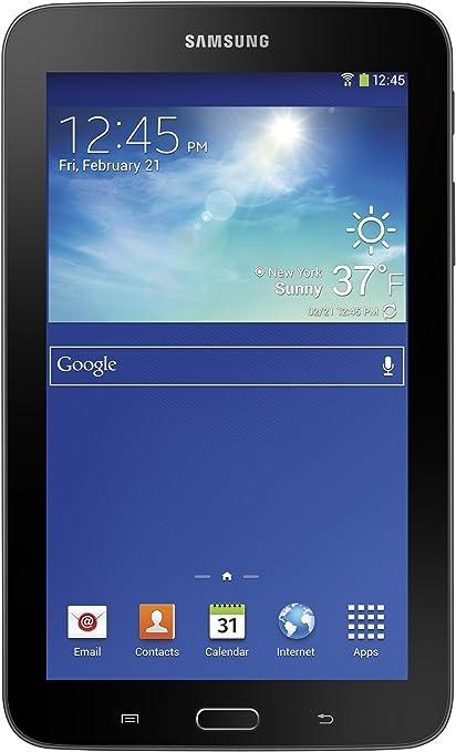 Amazon Com Samsung Galaxy Tab 3 Lite 7 Inch Dark Gray Computers Accessories