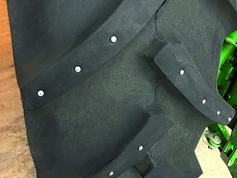 Screw-Studs | inkl Lieferwagen Montagetool SSC 6-15 T5 Offroad 4x4 traktoren Schraub-Spikes Baumaschinen 100 St Lkw f/ür Quads Sitek Spikes