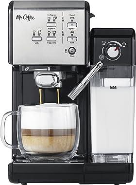 Mr. Coffee BVMC-EM6701SS Espresso Maker Machine