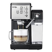 Mr Coffee One Touch Espresso Maker