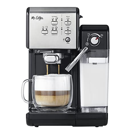 Amazon.com: Mr. Coffee One-Touch - Cafetera de café y ...