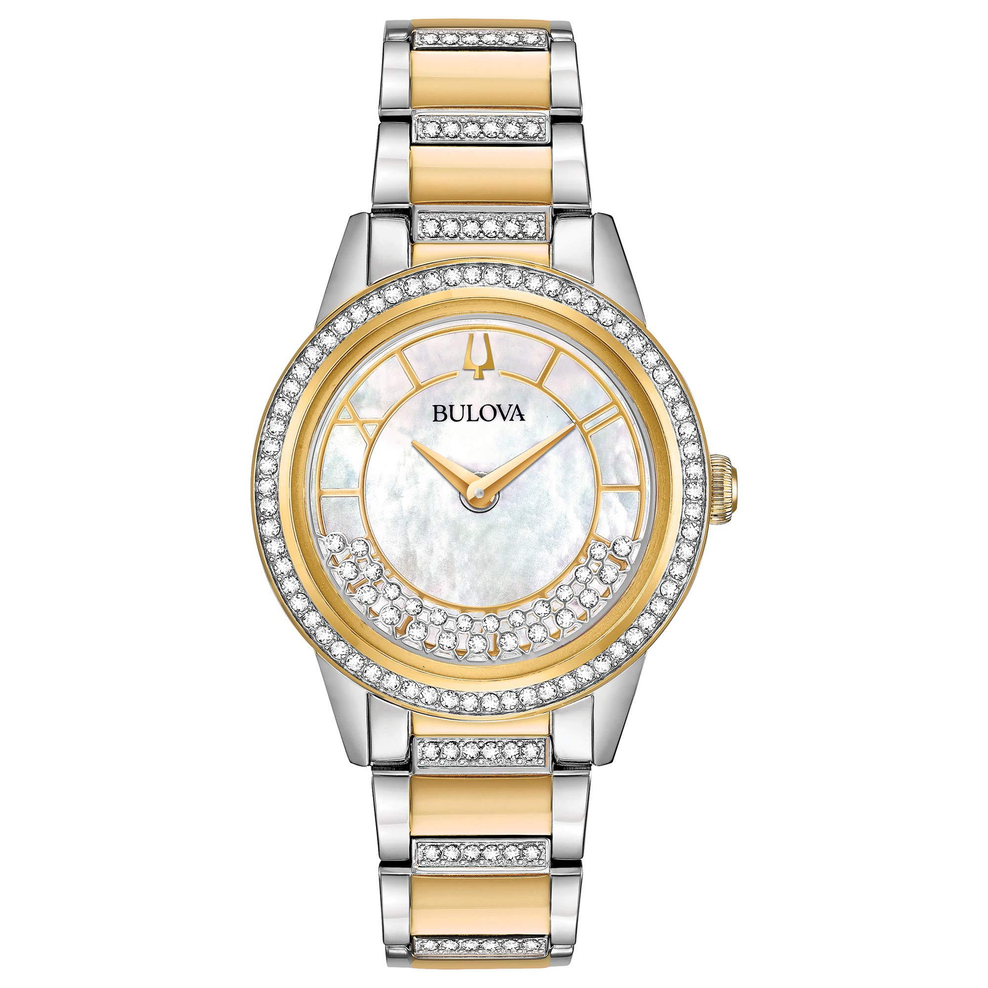 Bulova Turnstyle Quartz Movement Watch (Model: 98L245)
