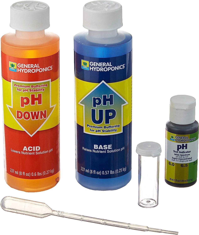General Hydroponics HGC722080 pH Control Kit