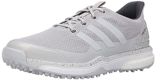 designer fashion 9f226 3ce5a Adidas Men s Adipower S Boost 2-M, LGH Solid Grey FTWR White,