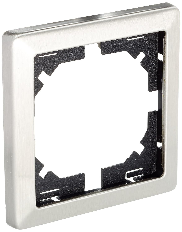 Wintop LUX METAL Schalter & Steckdosen Set, 6-teilig, Sparpaket 2x ...