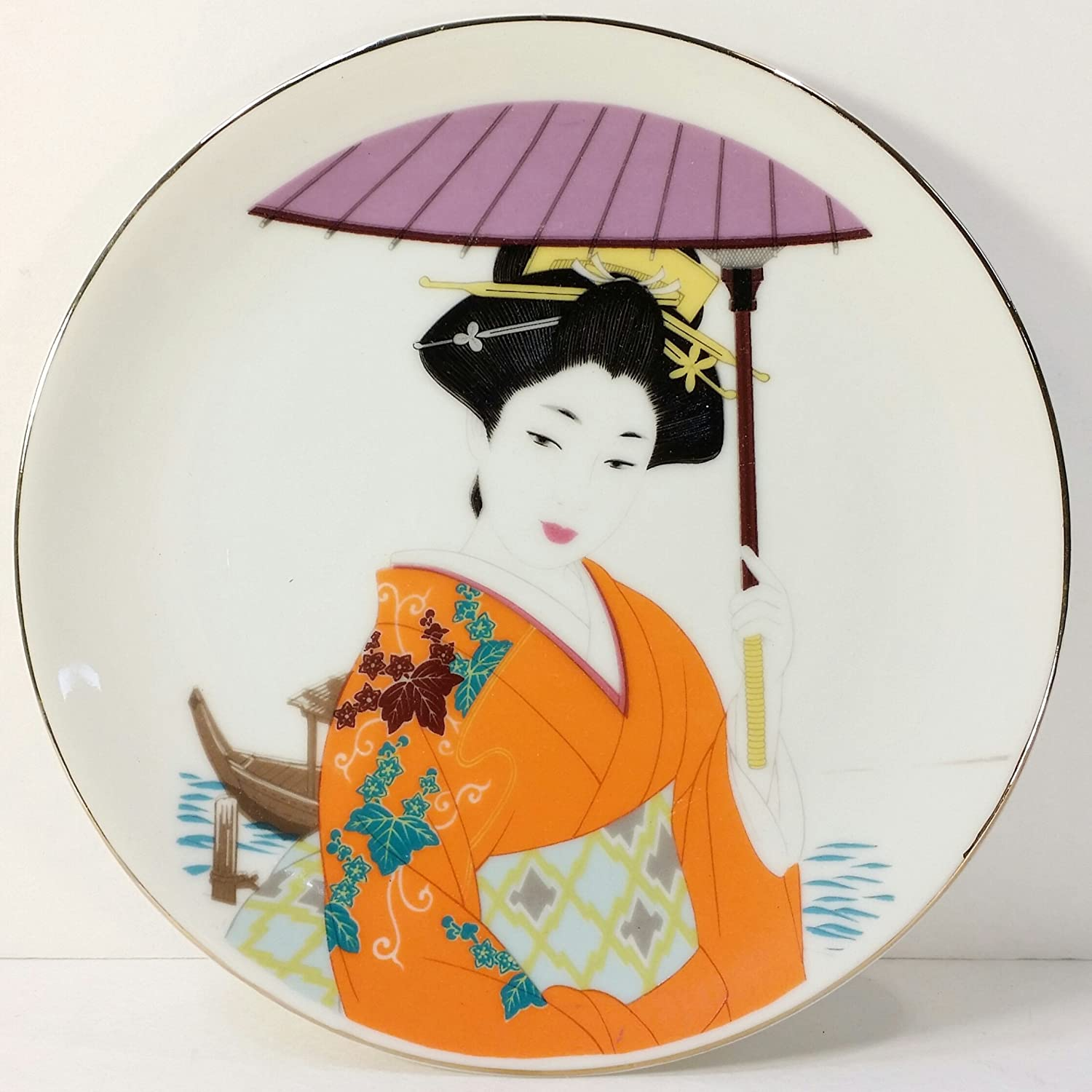 Light Switch Plate /& Outlet Covers ASIAN ART ~ TWO JAPANESE GEISHA GIRLS