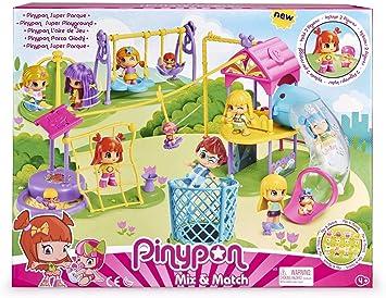 Pinypon Súper Parque - Set de juguete y accesorios ... - Amazon.es