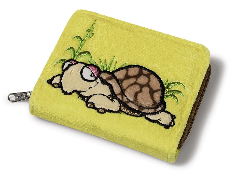 Nici 37376 Tortoise Purse Plush 12 x 9.5 cm