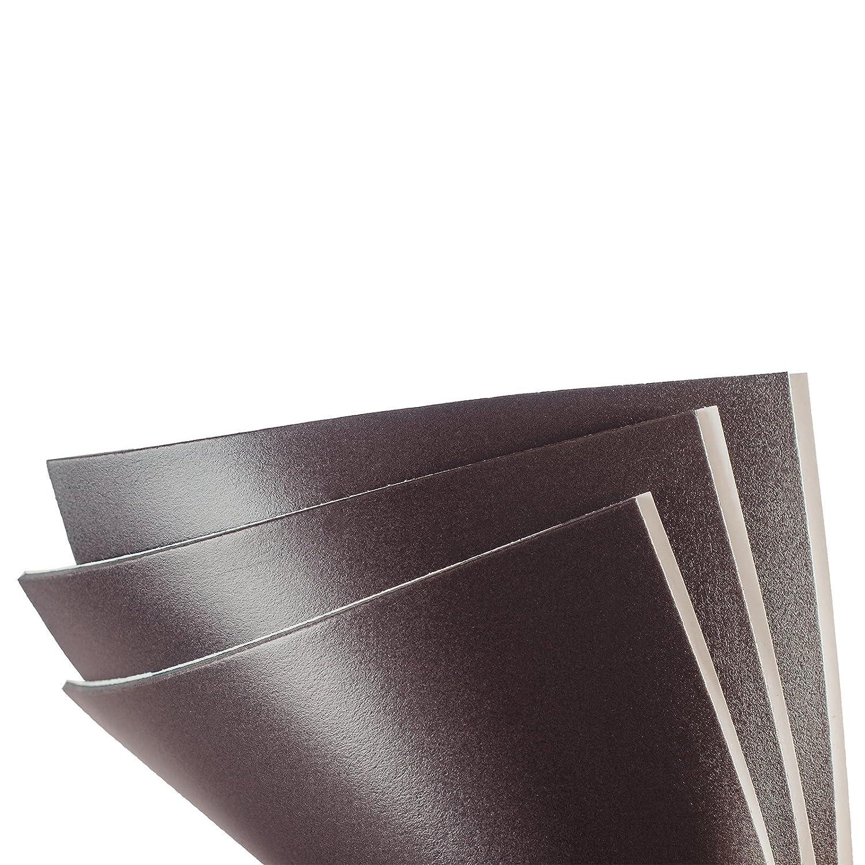 Ger/äusch- Selbstklebender geschlossenzelliger Polyethylenschaum Fahrzeug//Auto D/ämmung und Isolierung L/ärm- und Schallschutz D/ämmmatte Noico Gr/ün 4 mm 3,4 qm Wasserdichte Schalld/ämmung des Autos