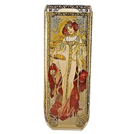 Goebel Alphonse Mucha 66487133 The Four Seasons 1900 Vase Amazon