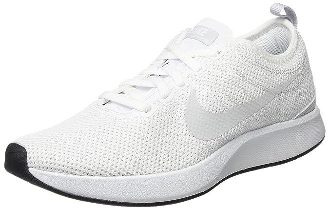 Amazon.com | Nike Womens Dualtone Racer Low Top Lace Up Running Sneaker | Road Running