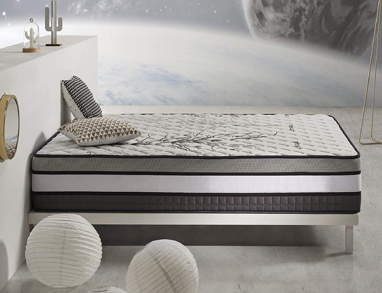 Solar Ultra Thermoregulierend Premium Memory 30 cm hoch Perfekter Support H5 COSMOS Active Latex Extra Komfort Multischicht System Ergonomisch Maximal Langlebig Matratze 80x190 cm
