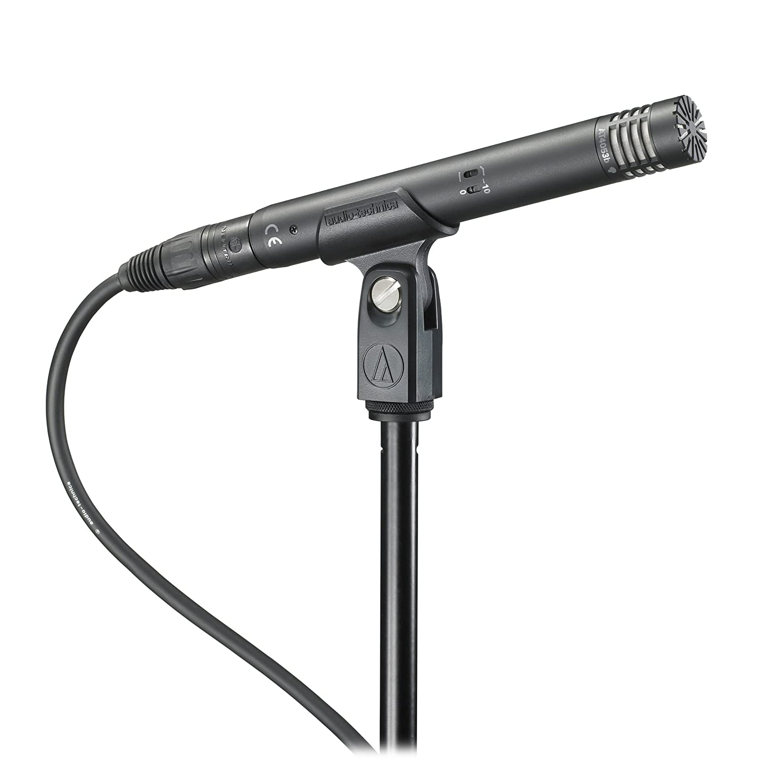 Audio-Technica AT4053B Hyper-cardioid Condenser Microphone