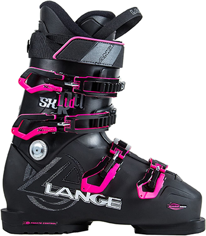 /negro Lange/ /Mujer/ /botas de esqu/í SX Ltd W RTL BLACK-PINK/