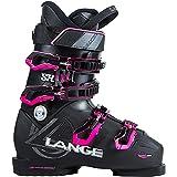 Lange - Chaussures De Ski Sx Ltd W Rtl Black-pink - Femme - Noir