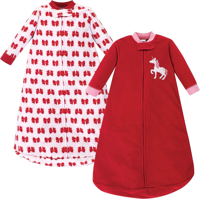 Hudson Baby Baby Long Sleeve Fleece Sleeping Bag