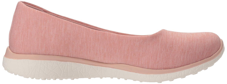 Skechers Women's Microburst Botanical Paradise Sneaker B0748D4KTM 8.5 B(M) US Rose