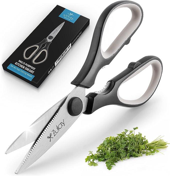 Heavy-duty kitchen scissors multi-purpose multi-function kitchen scissors