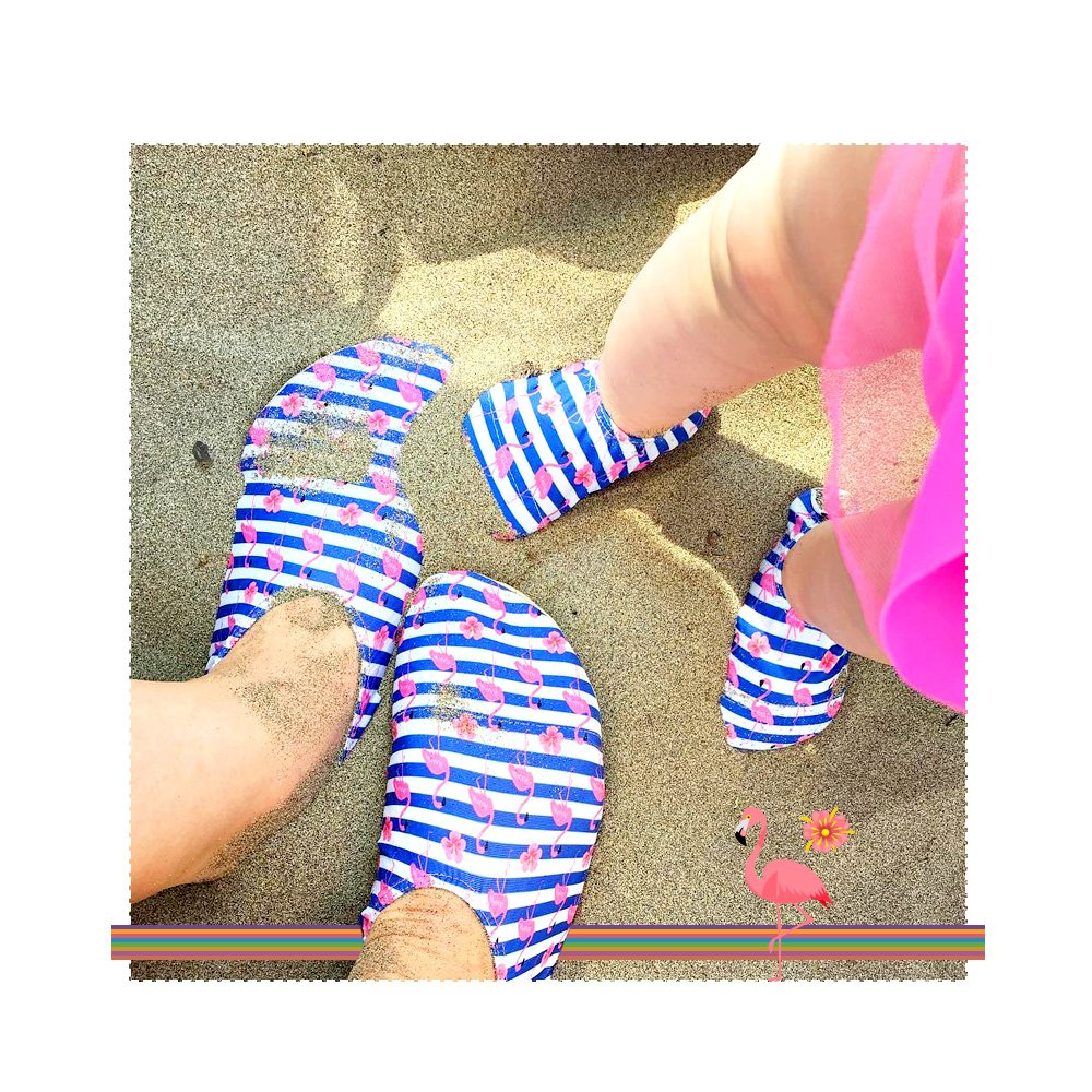 Escapines para Ni/ña Azul//Rosa SlipStop