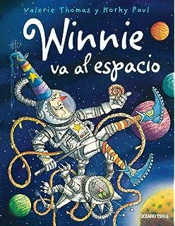 Winnie va al espacio (Spanish Edition) (Winnie the Witch)