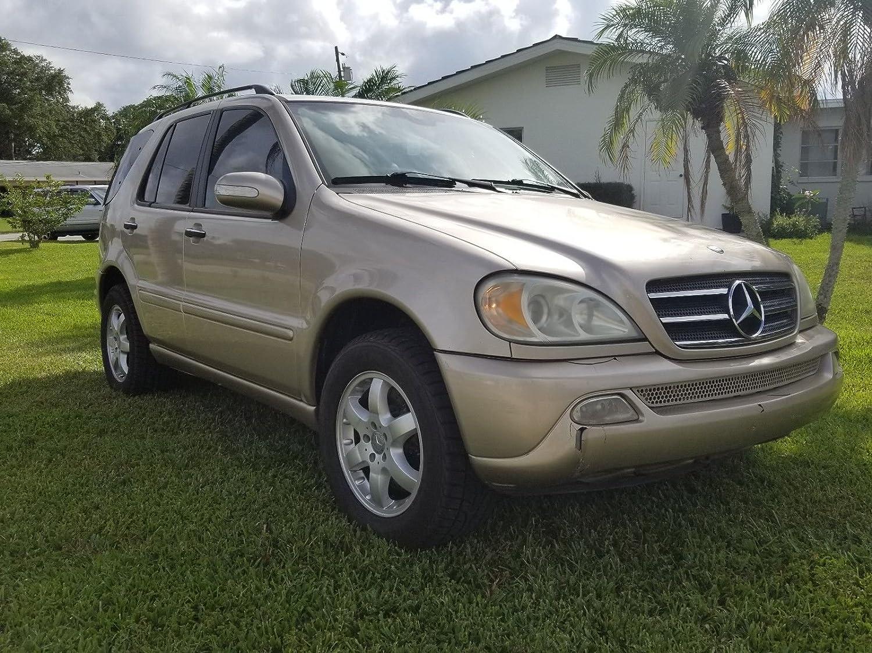 Amazon.com: 2002-2005 Mercedes W163 ML M Class Owner Owners Manual User  Handbook Set: Automotive