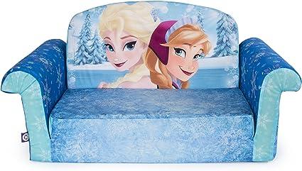 Amazon.com: Marshmallow Furniture, sofá infantil 2 en 1 de ...