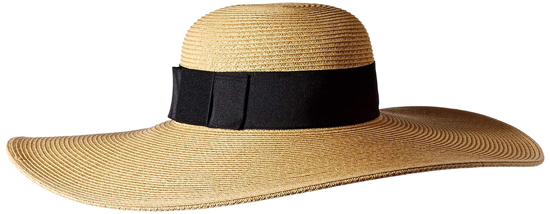 bafa03cd Amazon.com: sungrubbies Melanie Kentucky Derby Hat (Camel): Clothing