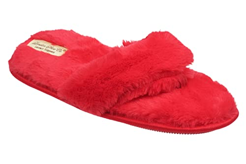 6b537a81460e Ladies Luxury Spa Slippers Or Flip Flops Size 3 to 8 UK - Hard   Flexible