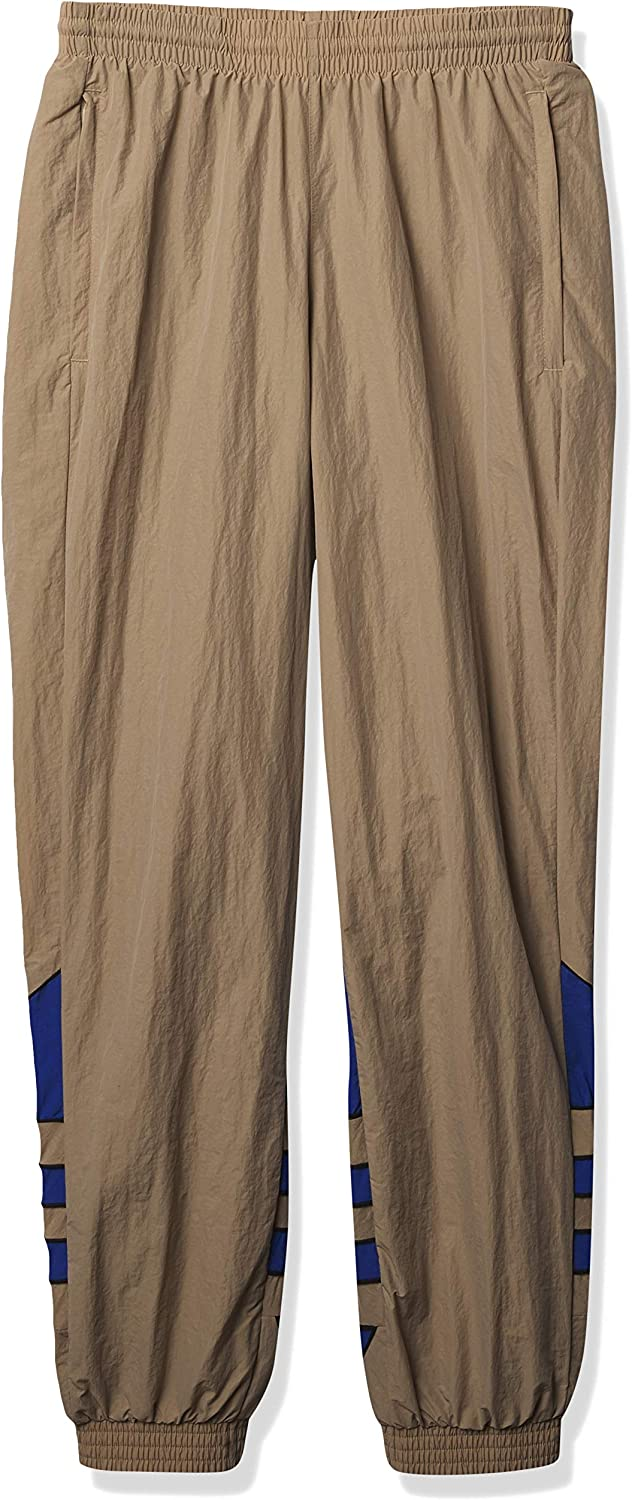 adidas At the price of surprise Originals Men's Max 44% OFF Big Trefoil Woven Outline Track Pants