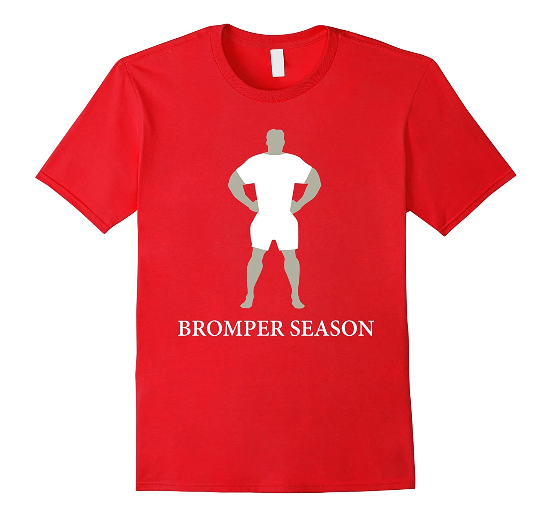 Bromper Season - Mens Bro Romper T-Shirt-Vaci