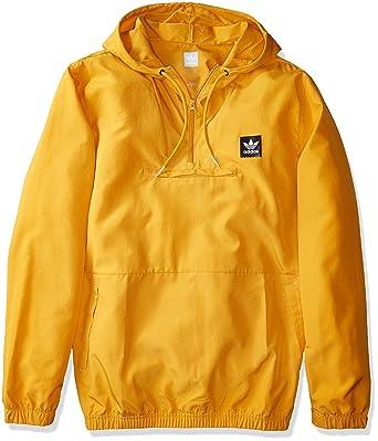 dcc4dbff3906 adidas Originals Men s Skateboarding Hip Packable Jacket at Amazon ...