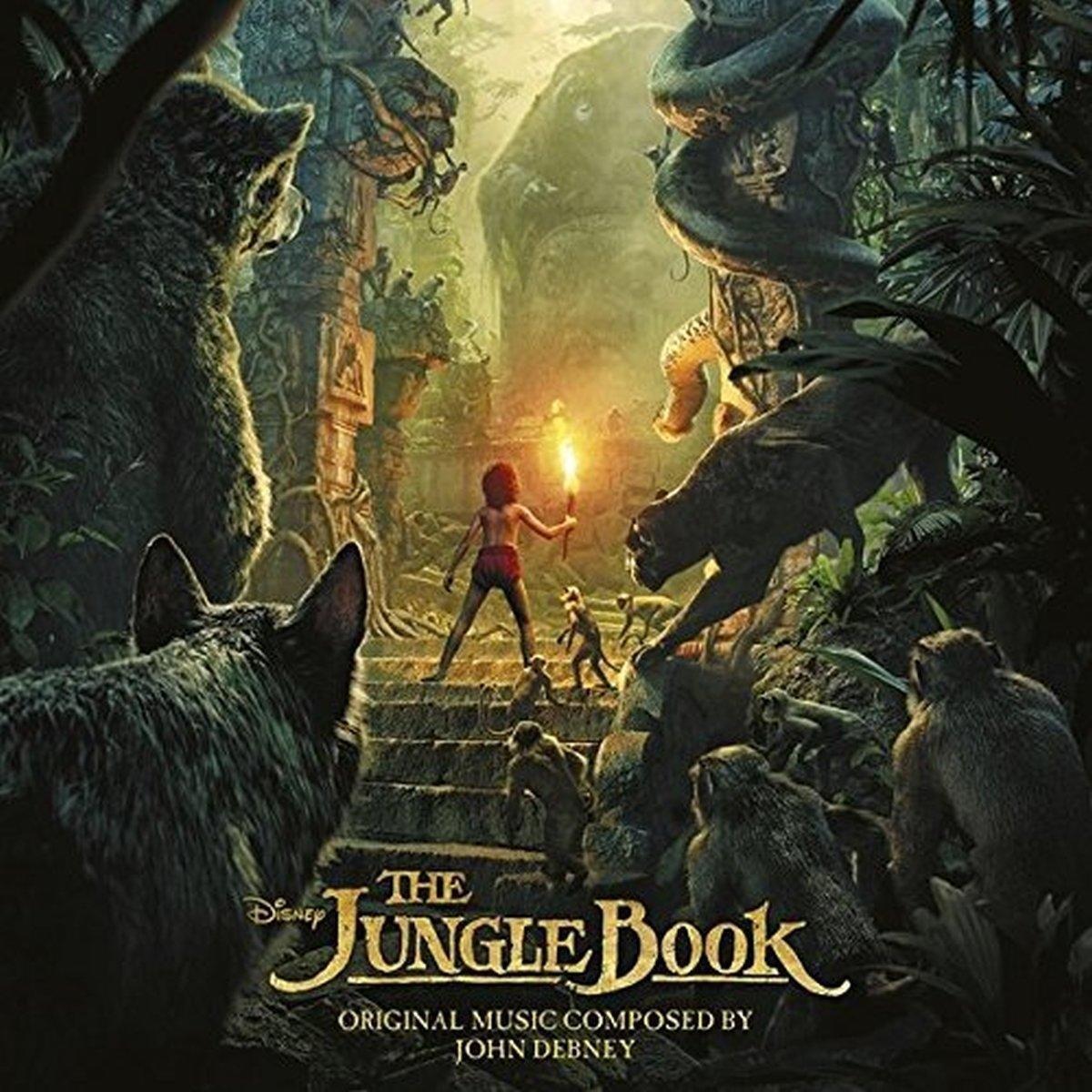 Soundtrack - The Jungle Book - Amazon.com Music