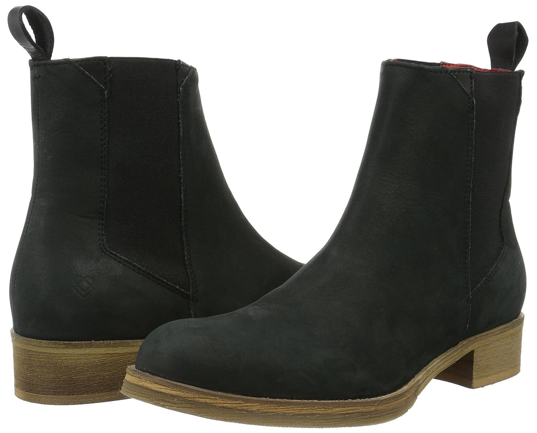 811d976fd46230 Liebeskind Berlin Damen Ls0120 Grain Chelsea Boots  Amazon.de  Schuhe    Handtaschen