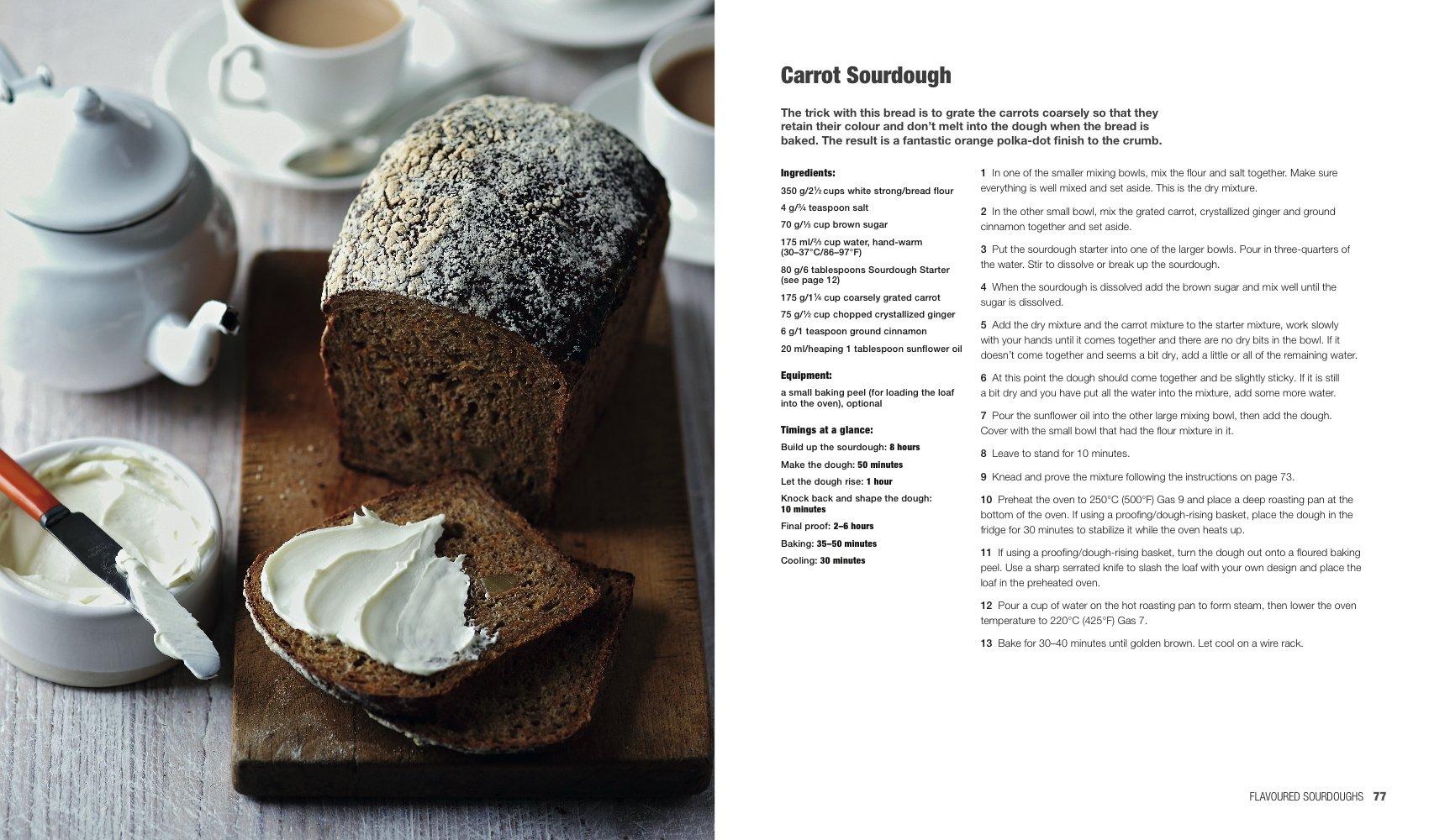 how to make a sourdough