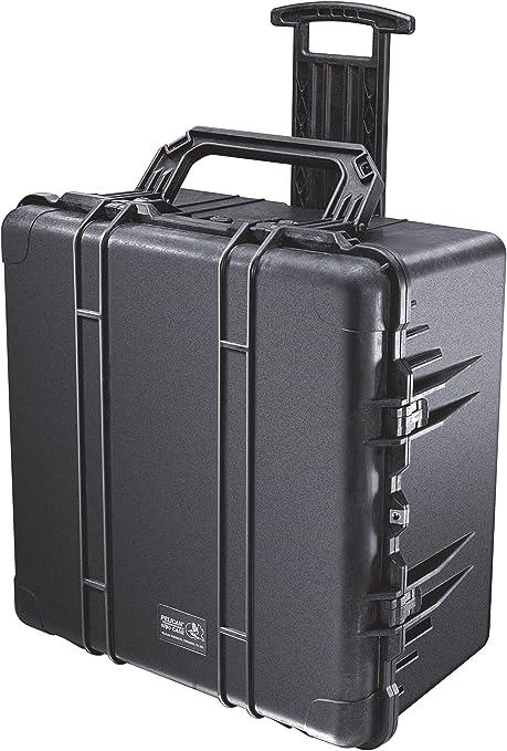 Pelican 1640 estuche para cámara con espuma (negro) (reacondicionado certificado): Amazon.es: Electrónica