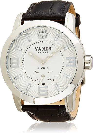 Yanes Young Reloj de Cuarzo Woman 120720208 50 mm: Amazon.es