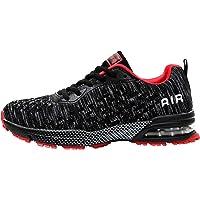 QAUPPE Mens Air Running Shoes Athletic Trail Tennis Sneaker(US7-12.5 D(M)