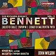 Bennett: Orchestral Works [Howard McGill; BBC Scottish Symphony Orchestra; John Wilson] [Chandos: CHSA 5212]