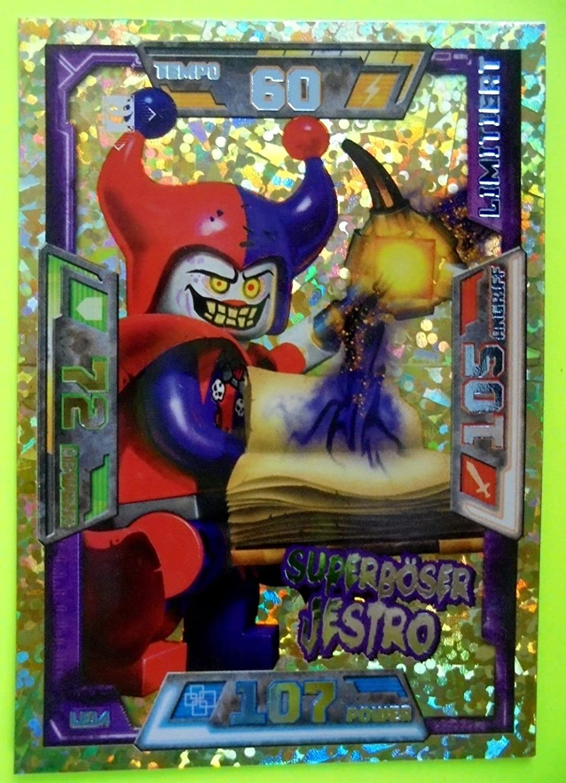 Lego Nexo Knights LE 14 Superböser Jestro Limitierte Auflage Trading Card Game
